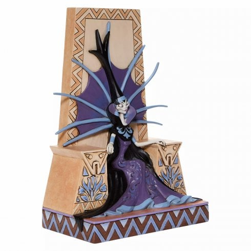 Disney Traditions Emaciated Evil Villain YZMA Figurine