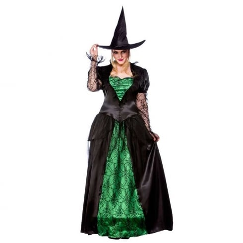 Wicked Costumes Emerald Witch Queen (XL)