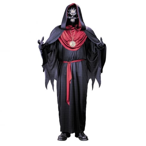 Fun World Emperor of Evil Costume