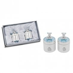 Enamel First Tooth And Curl Set Blue