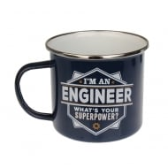 Engineer Tin Mug 16