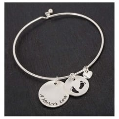 Mothers Love Bangle