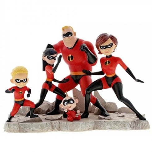 Disney Enchanting Collection Everyone is Special The Incredibles Figurine