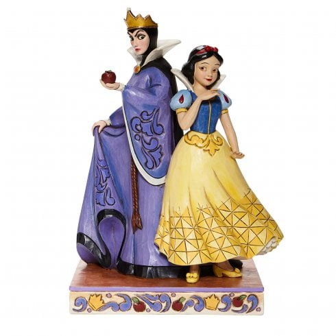 Disney Traditions Evil and Innocence Snow White & Evil Queen
