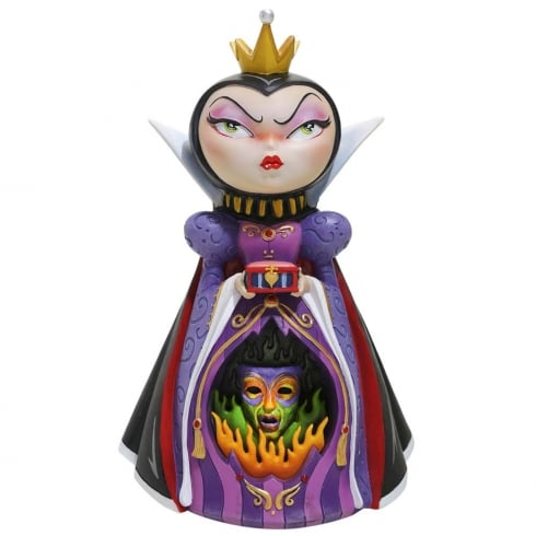 The World of Miss Mindy Presents Disney Evil Queen Figurine