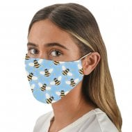 Face Covering - Bee