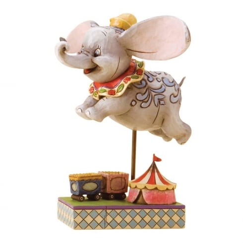 Disney Traditions Faith In Flight Dumbo