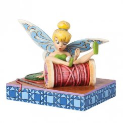 Falling Fairy Tinker Bell Tumbles Figurine