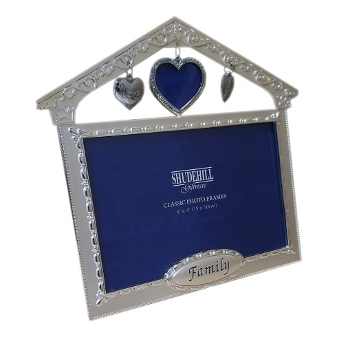 Shudehill Giftware Family 6 x 4 Photo Frame