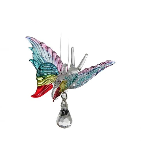 Wild Things Gifts Fantasy Glass Butterfly Rainbow