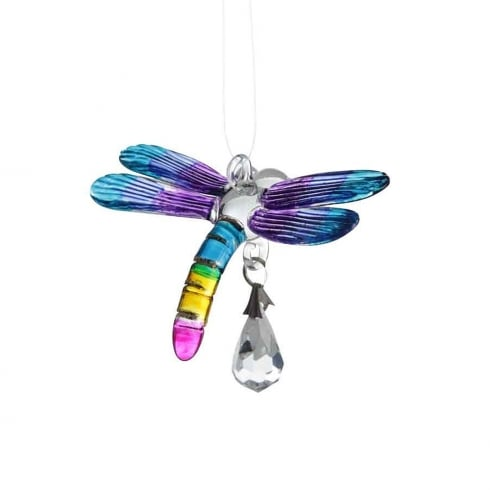 Wild Things Gifts Fantasy Glass Dragonfly Tropical
