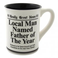 Father Of The Year Mug