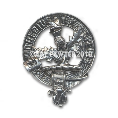 Art Pewter Ferguson Clan Crest Key Fob