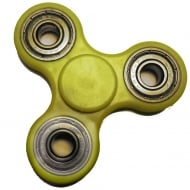 Fidget Finger Spinner Yellow