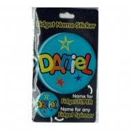 Fidget Name Sticker Daniel