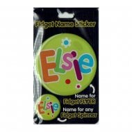 Fidget Name Sticker Elsie