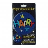 Fidget Name Sticker Harry