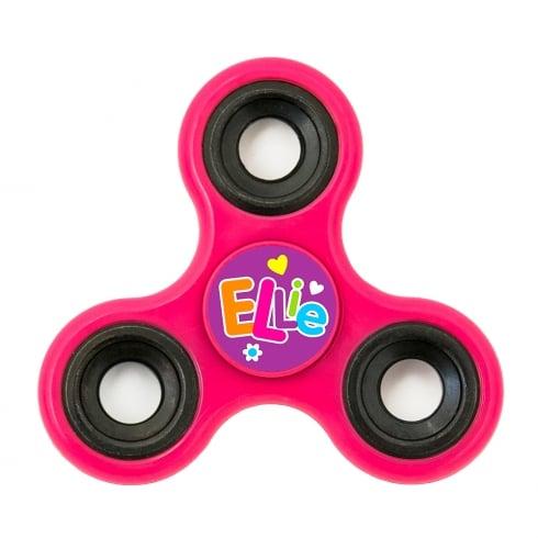00879000166 Personalised Fidget Spinner Ellie
