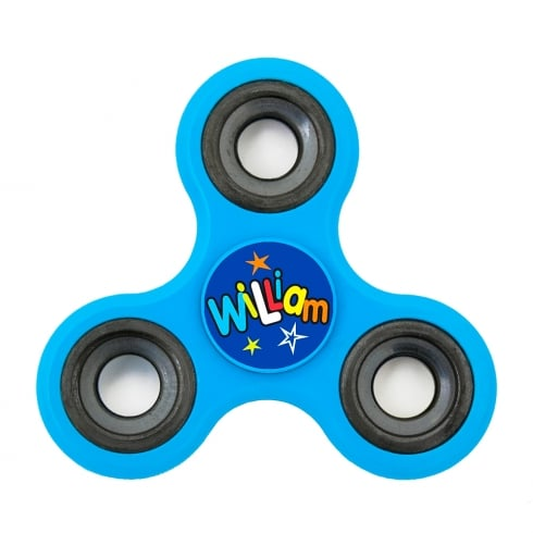 History & Heraldry Fidget Spinner William