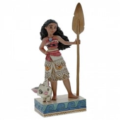 Find Your Own Way Moana Figurine