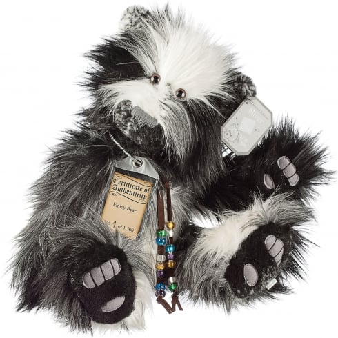 Silver Tag Bears Finley Limited Edition Bear