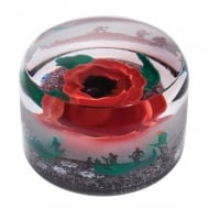 Flanders Fields WW1 Paperweight