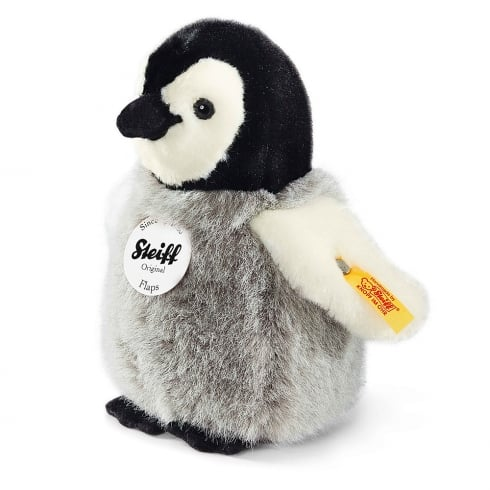 Steiff Flaps Penguin 16cm Soft Toy