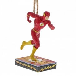 Flash Silver Age Hanging Ornament