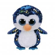 Flippables Payton Penguin Regular Size Sequins Soft Toy