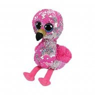 Flippables Pinky Flamingo Regular Size Sequins Soft Toy
