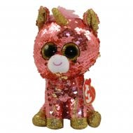 Flippables Sunset Unicorn Regular Size Sequins Soft Toy