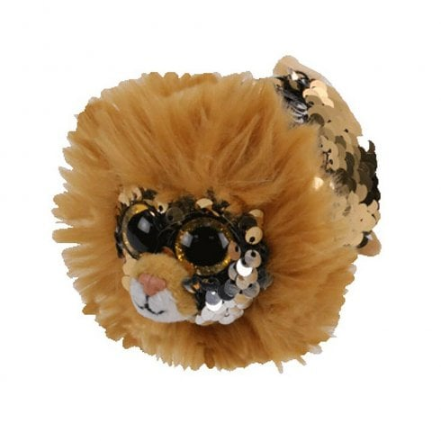 TY Flippables Teeny Tys Regal Lion Soft Toy
