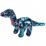 Flippables Tremor Dinosaur Medium Size Sequins Soft Toy