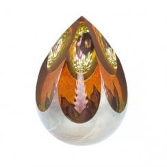 Floral Cathedral Paperweight Limited Edition