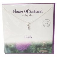 Flower Of Scotland Pendant