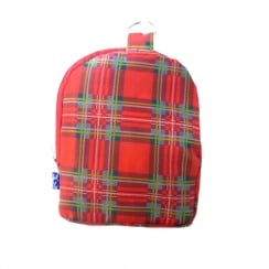 Folding Shopping Bag Tartan