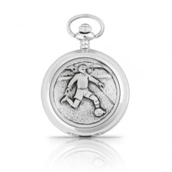 Footballer Pocket Watch