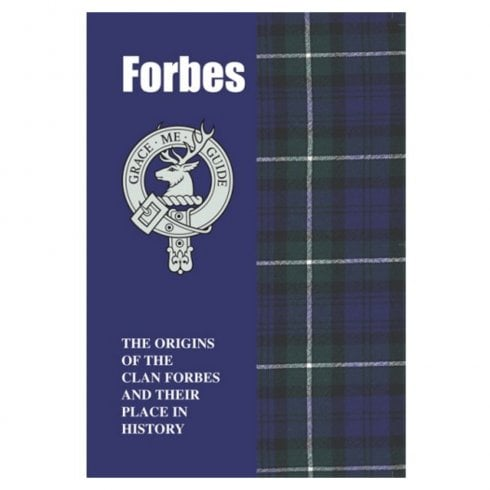 Lang Syne Publishers Ltd Forbes Clan Book