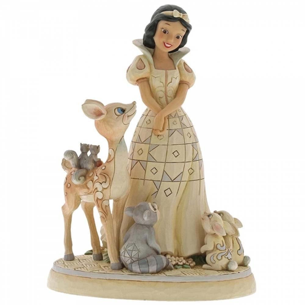 Disney Traditions Forest Friends Snow White Figurine 6000943
