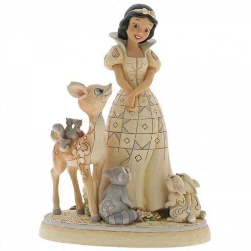 Disney Traditions Forest Friends Snow White