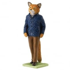 Foxy by Nature Michael Figurine