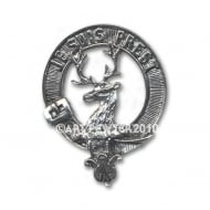Fraser (of Lovat) Clan Crest Key Fob