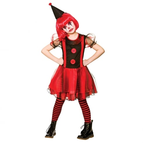 Wicked Costumes Freaky Clown (11-13) X Large