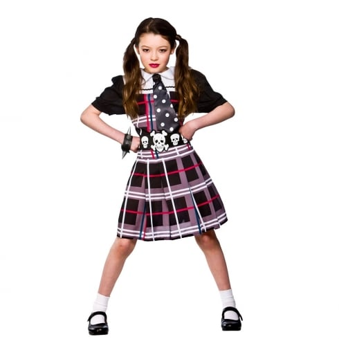 Wicked Costumes Freaky Schoolgirl (5-7) Medium