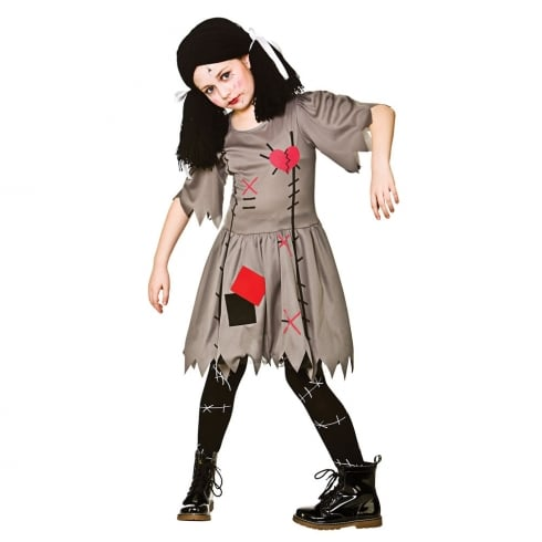 Wicked Costumes Freaky Voodoo Doll (8-10) Large