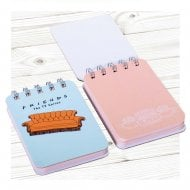 Friends Mini Wirebound Notebook 2 pack