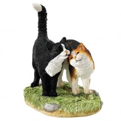 Friendship Cats Figurine
