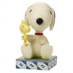 Friendship Comes In All Sizes Big Snoopy Figurine