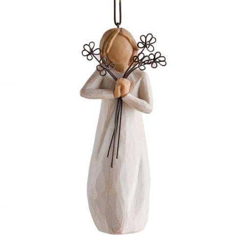 Willow Tree Friendship Figurine Hanging Ornament