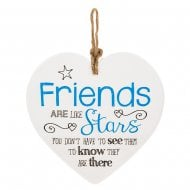 From The Heart Plaque - Friends